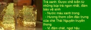 Cho mỳ chính có làm chè Thái Nguyên ngon hơn ?