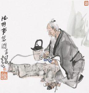 Trà Kinh Lục Vũ – P6