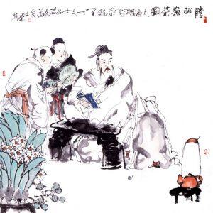 Trà Kinh Lục Vũ – P4