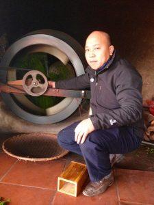 """Quy trình sản xuất trà thái nguyên truyền thống mang nhãn hiệu """"Trà An Nam"""""""