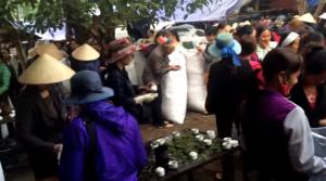 Chợ đầu mối trà La bằng nơi vị trà lan tỏa
