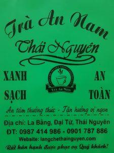 Trà An Nam-Thái Nguyện lặng lẽ lên hương vươn mình lan tỏa