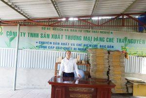 Trà An Nam Thái Nguyên tại Hà Nội