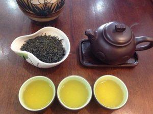 Tình hình sản xuất trà giữa các mùa trong năm